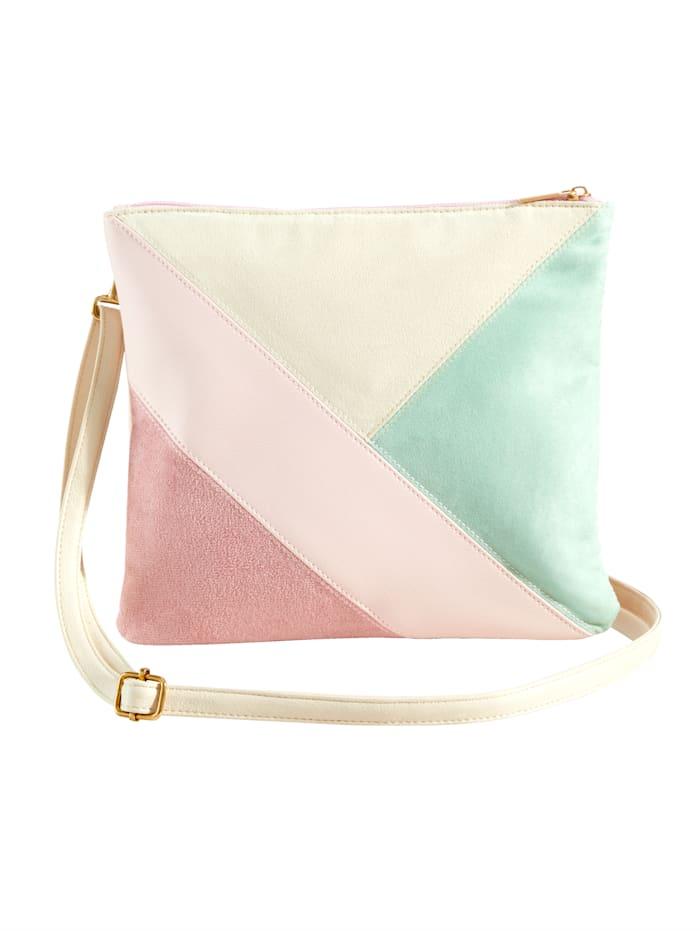 Handtasche Crossbody, Multicolor