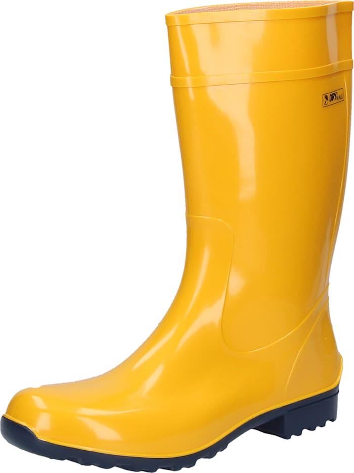 POTTHOFF Regenstiefel Damenstiefel Luisa gelb, gelb