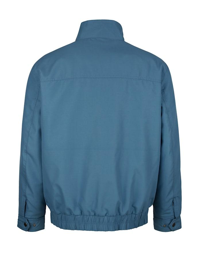 Bluzón s módnym lemovaním