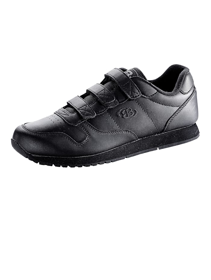 Brütting Sneaker, Zwart
