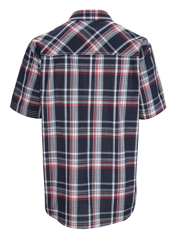 Hemd mit 2 Brusttaschen