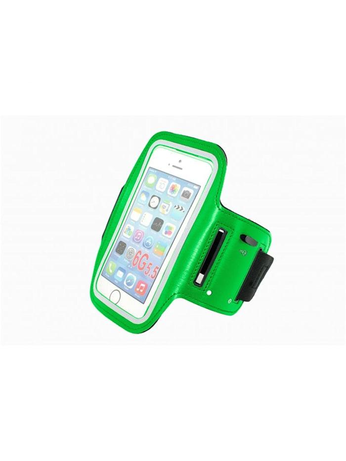 HTI-Line Armtasche für Handy, Grün