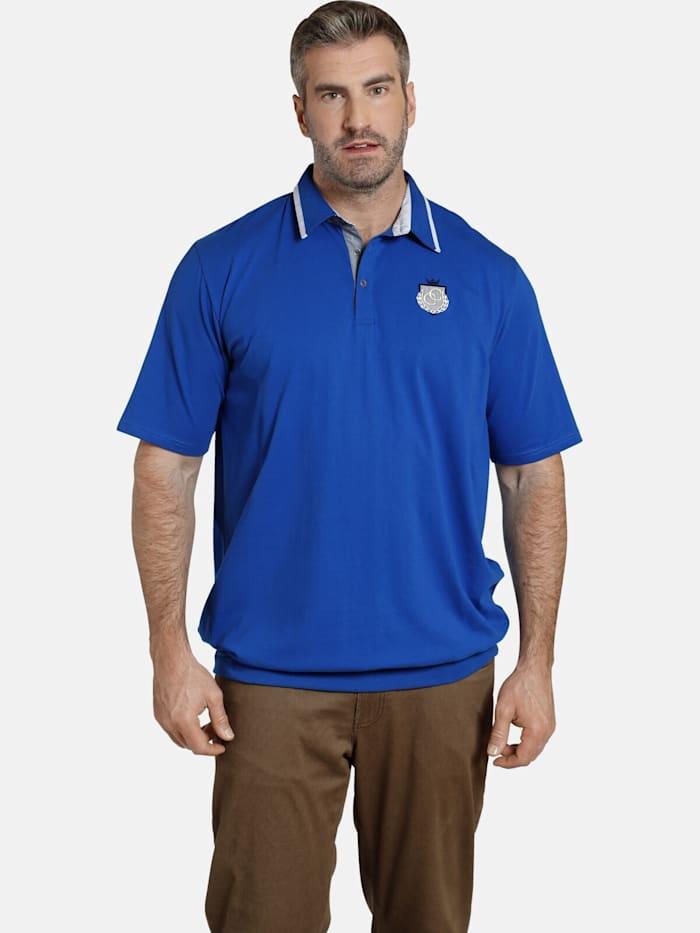 Charles Colby Charles Colby Poloshirt EARL CATLEU, blau