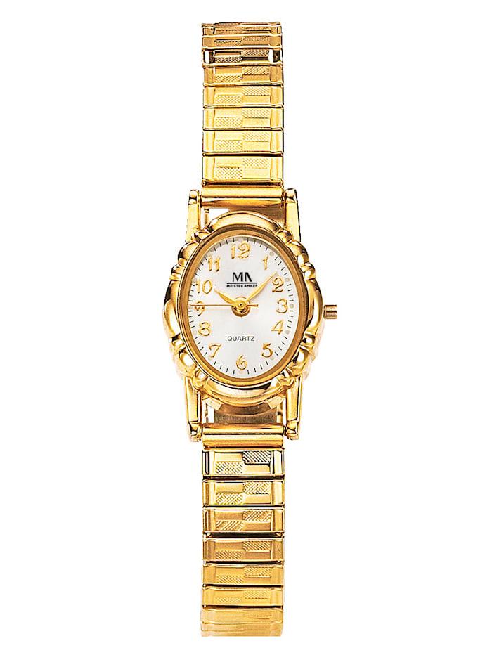 Meister Anker Dámske Quartz hodinky, Farba žltého zlata