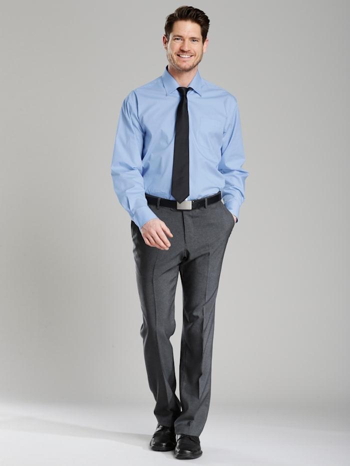 Men Plus Pantalon in regularfit, Grijs