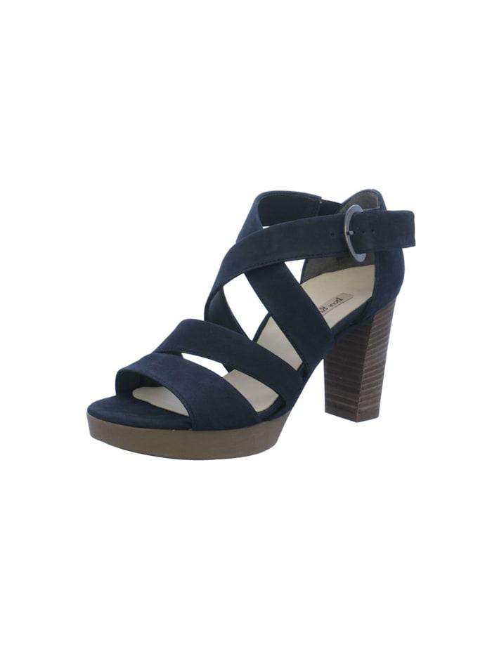 Paul Green Sandale Sandale, blau