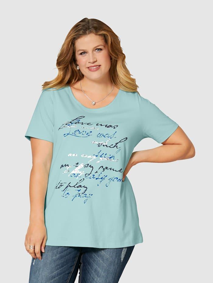 Janet & Joyce Shirt, Mint