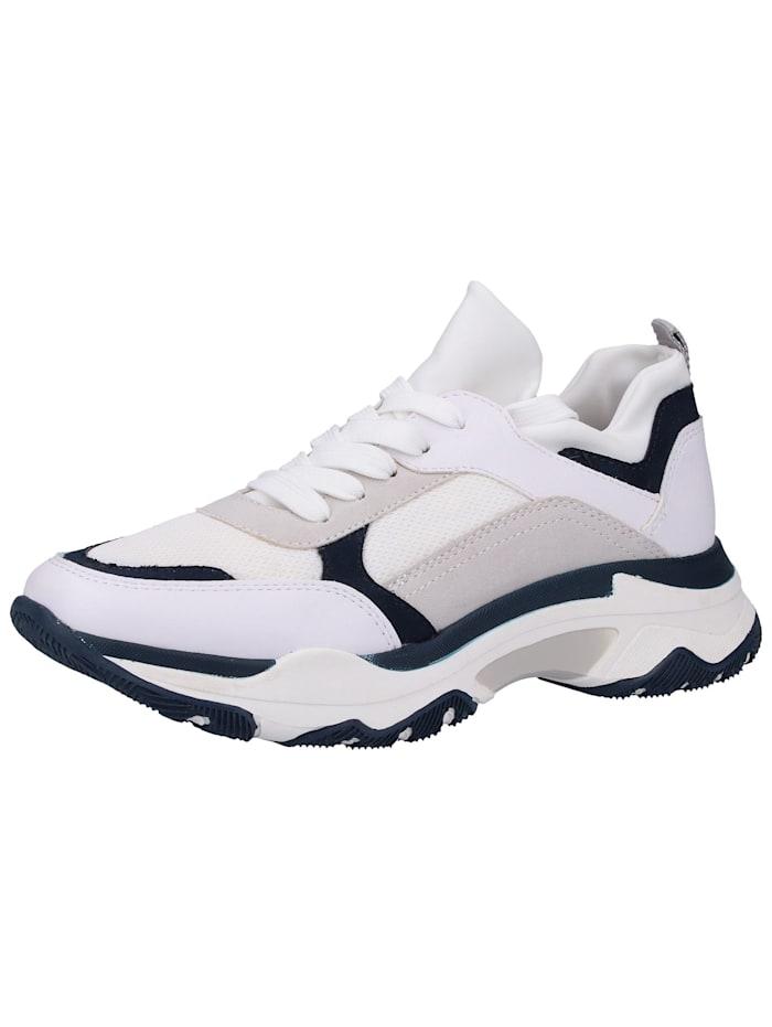 Marco Tozzi Marco Tozzi Sneaker, Weiß/Blau