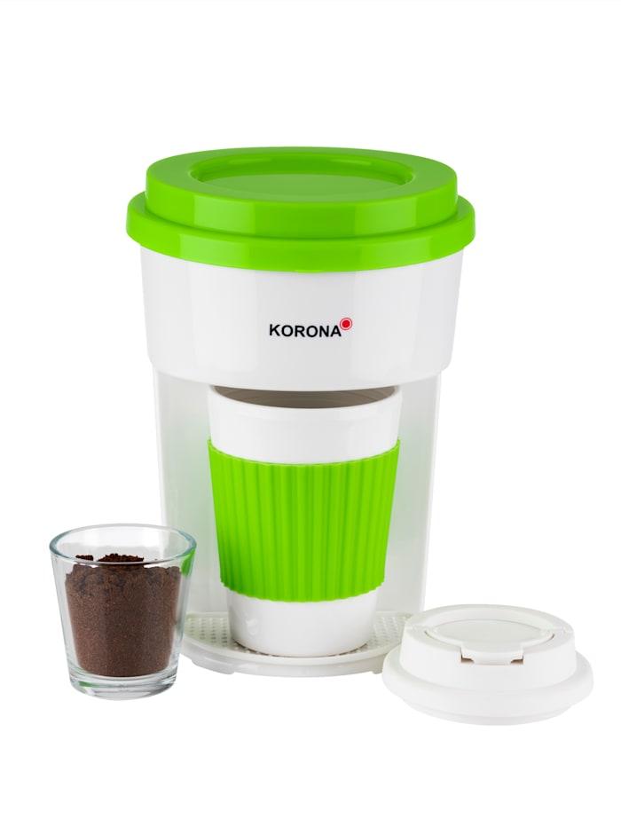 Machine à café Korona avec tasse à emporter