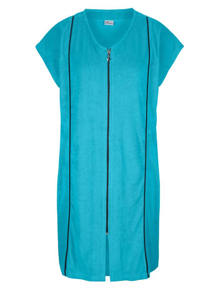 Maritim Strandkleid in trageangenehmer Frottee-Qualität, Smaragd