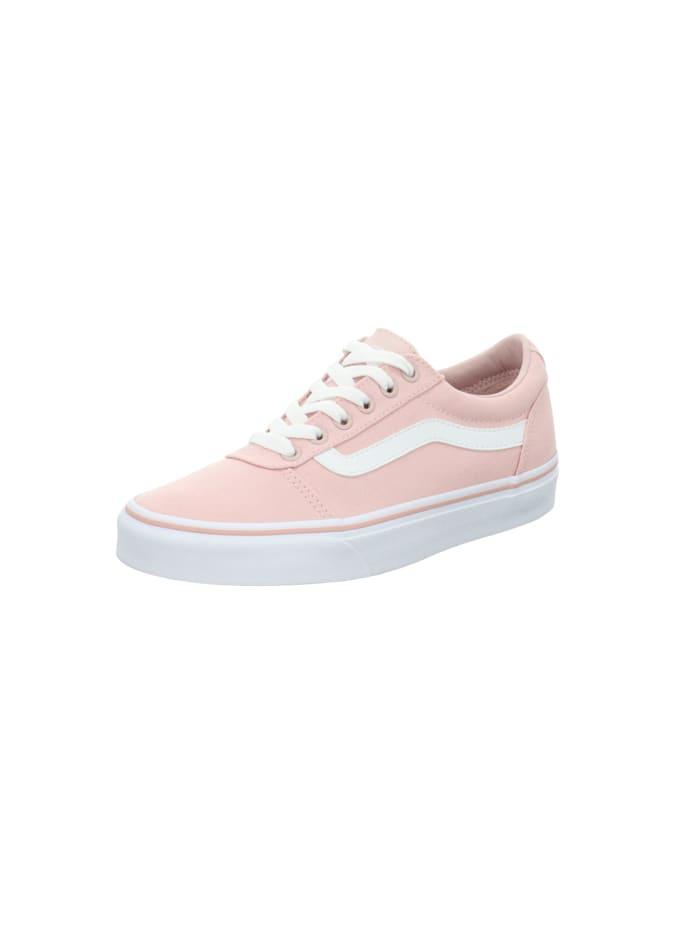 VANS Schnürschuhe, pink
