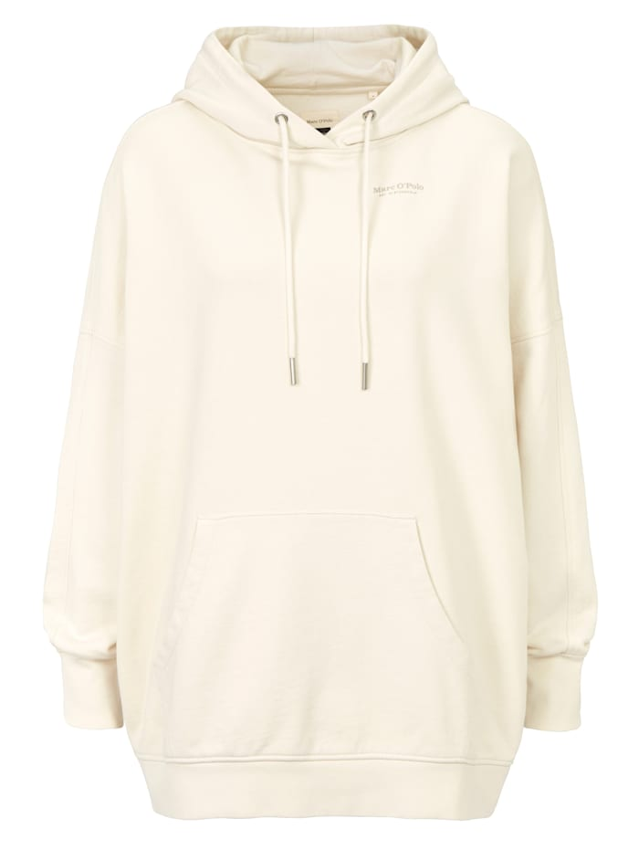 Marc O'Polo Hoodie, Off-white