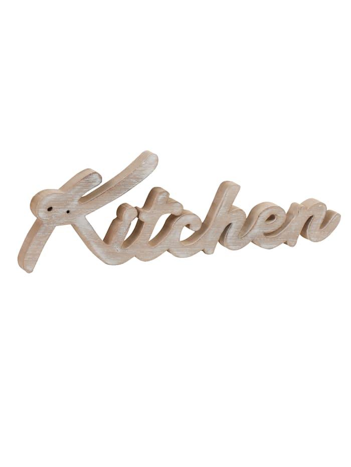 Schriftzug Kitchen