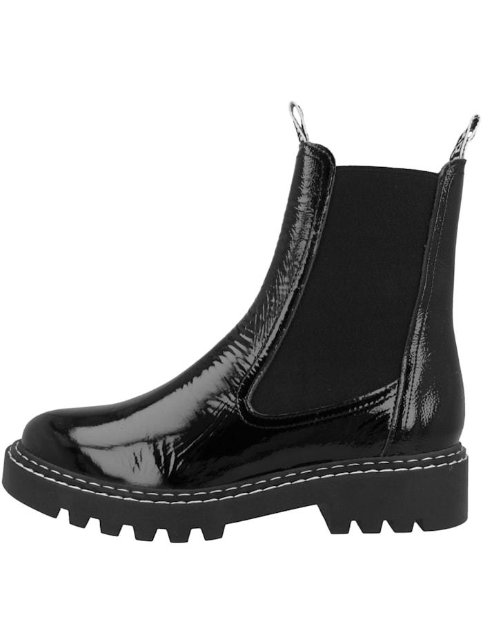 Tamaris Boots 1-25455-25, schwarz