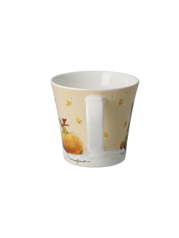 "Coffee-/Tea Mug Peter Schnellhardt - ""Wintertime Friends"""