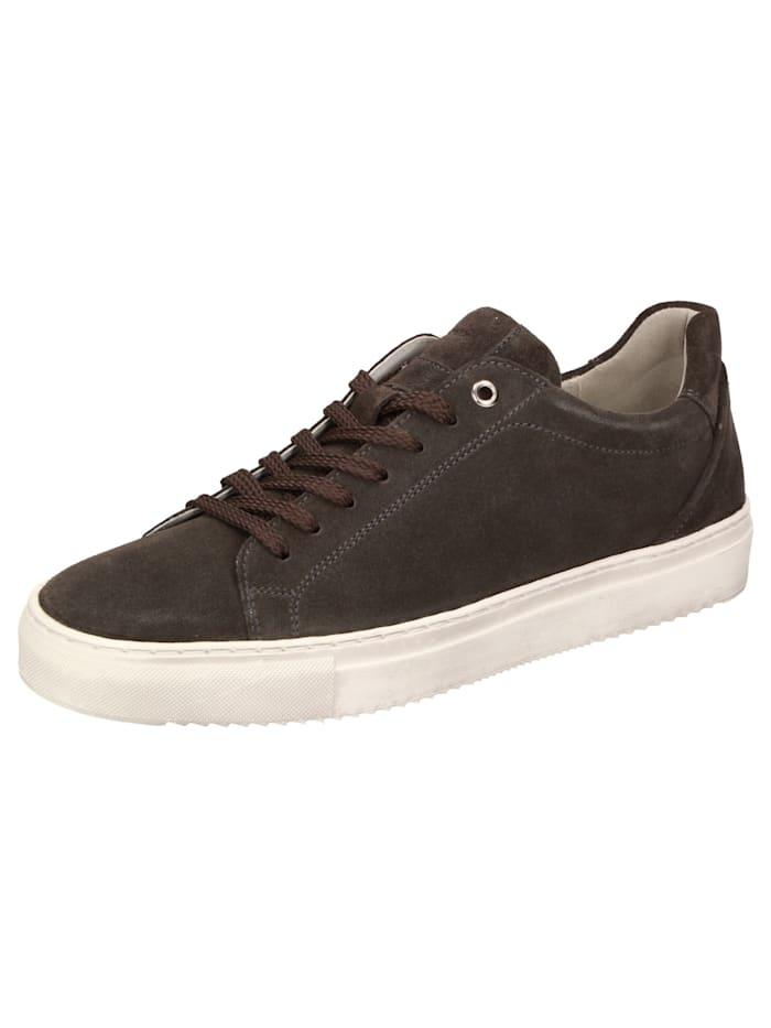 Sioux Sneaker Tils sneaker 001, dunkelbraun