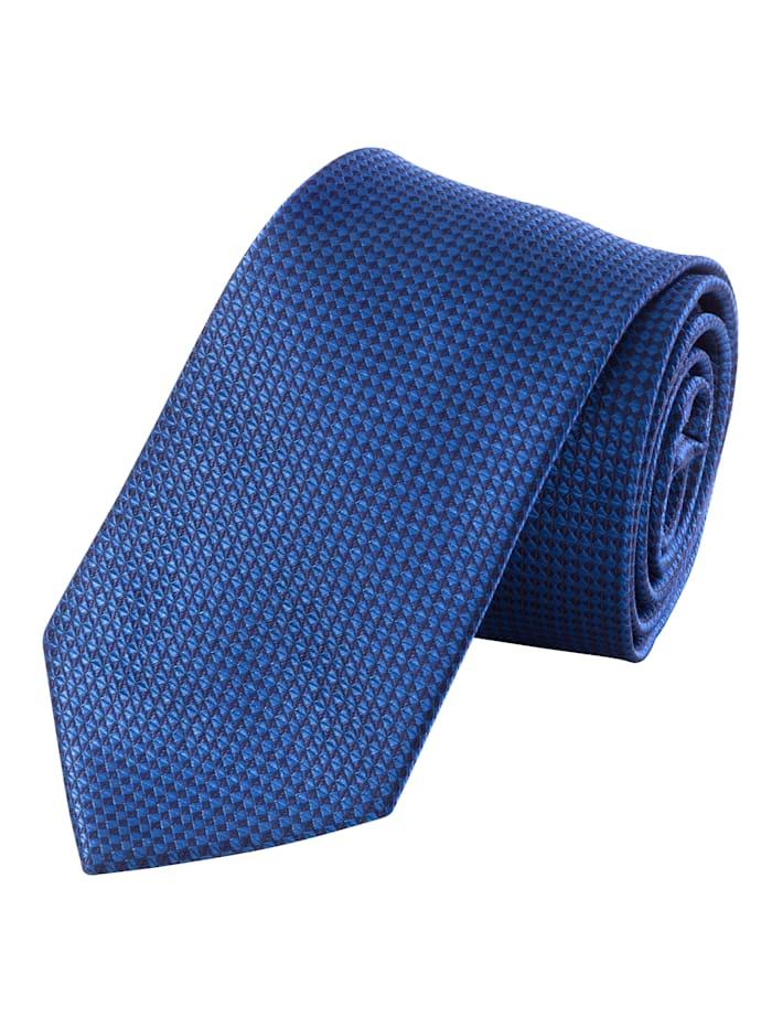 Men Plus Stropdas, blauw/marine