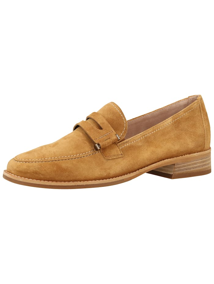 Paul Green Paul Green Slipper, Cognac