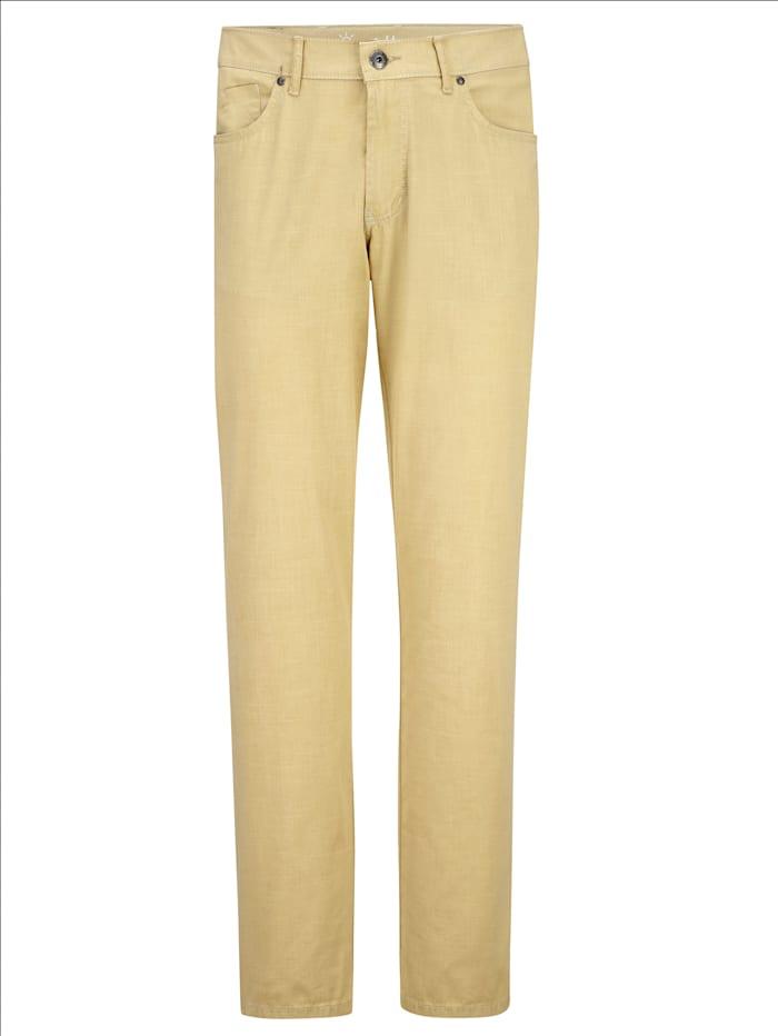 BABISTA Hose in sommerlich leichter Qualität, Gelb