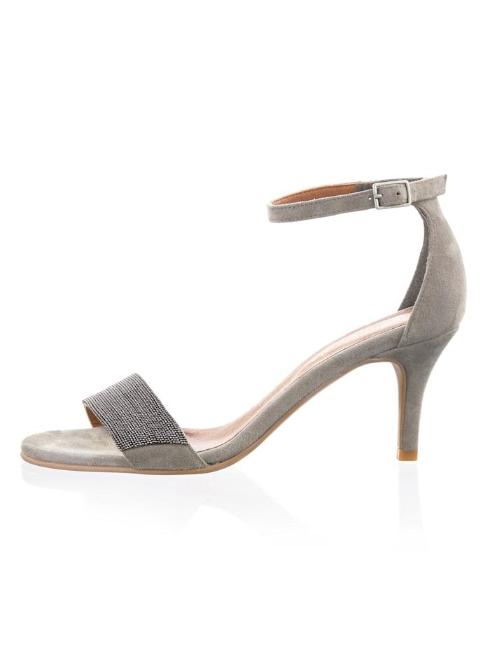 Sandales Légèrement irisées