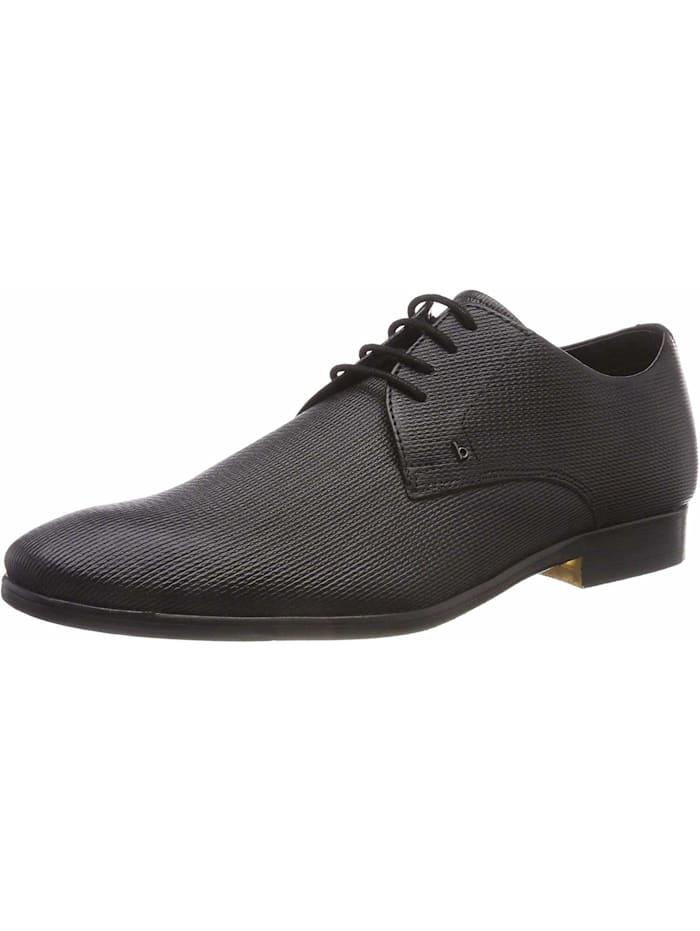 Bugatti Schnürschuhe, schwarz