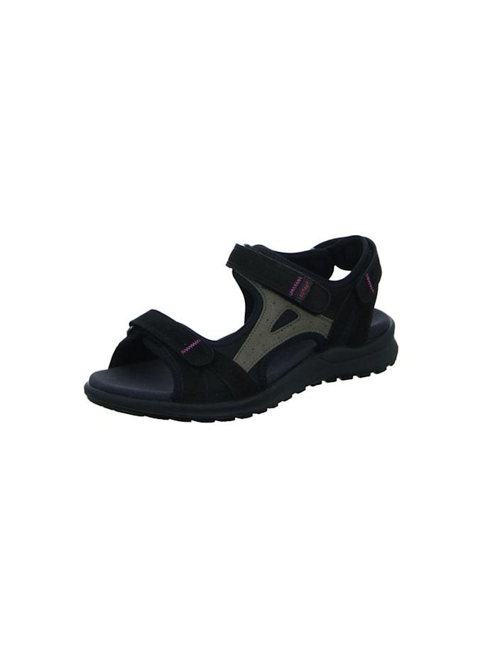 Legero Sandalen/Sandaletten, schwarz