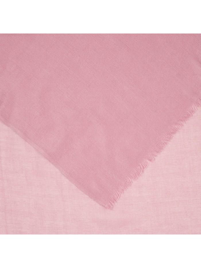 XL-Schal aus Modal und Wolle
