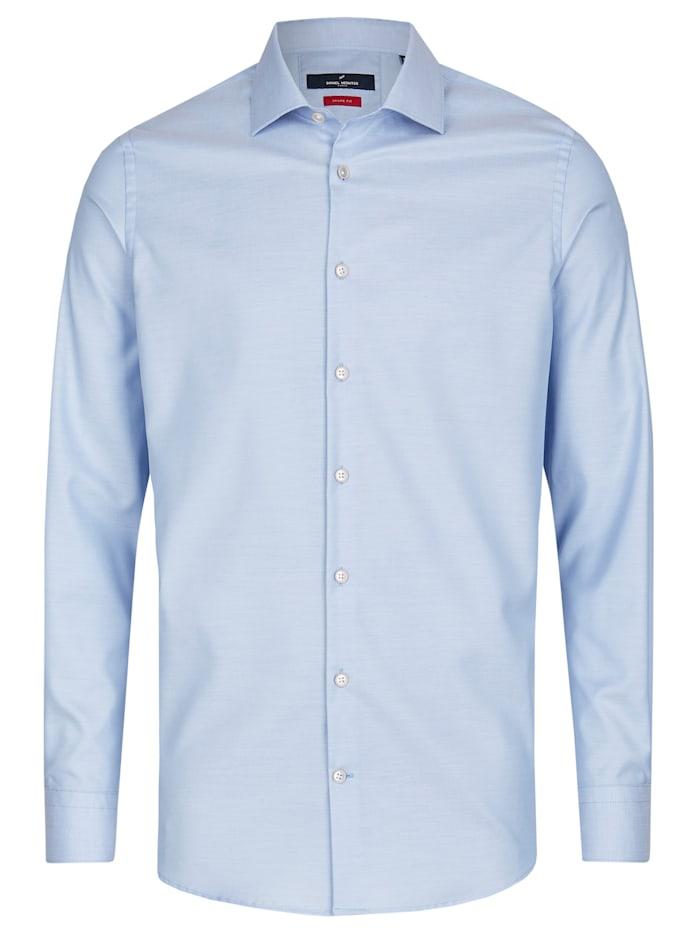 Daniel Hechter DH-XTECH Temperaturregulierendes Businesshemd, light blue