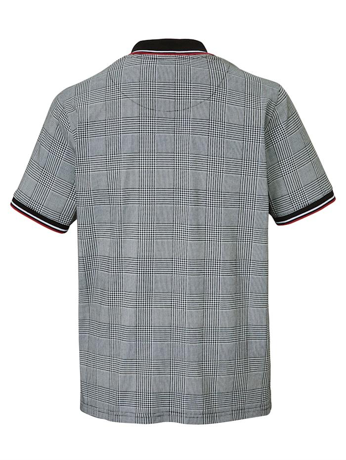 Tričko s obľúbeným vzorom kohútej stopy