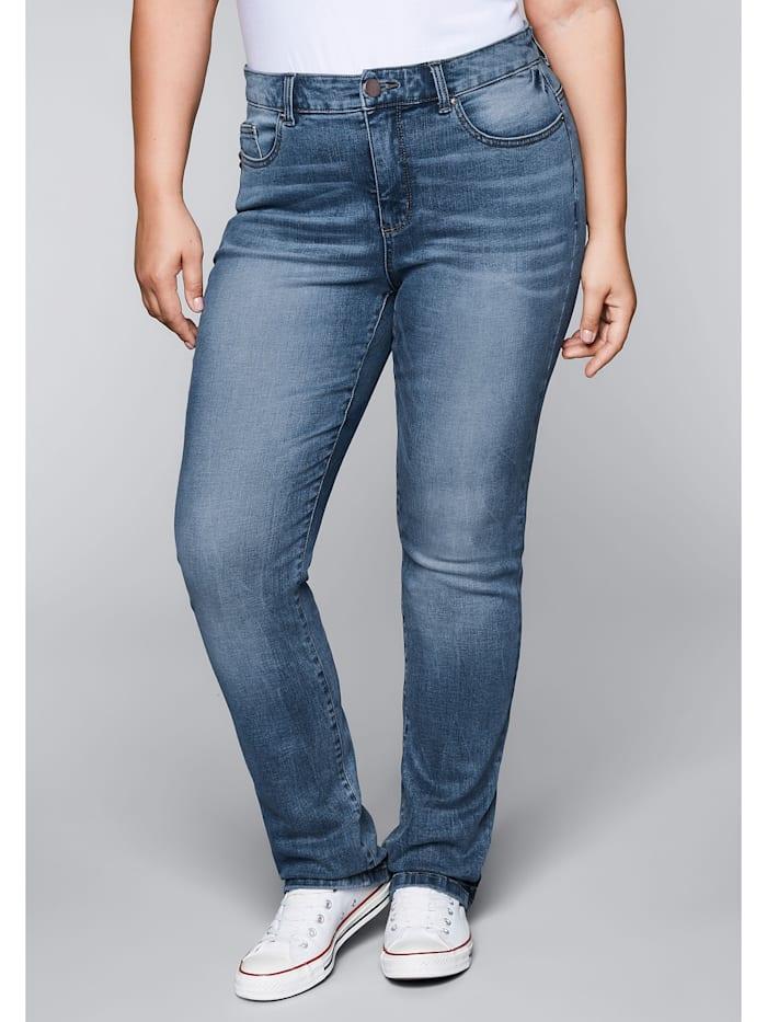Sheego Sheego Jeans, blue Denim