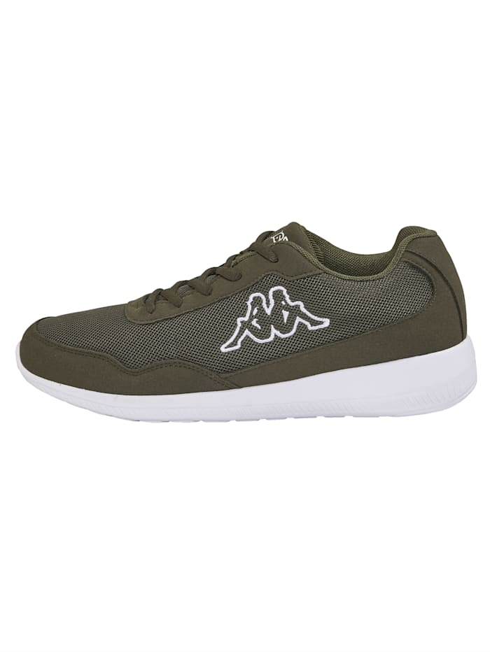 Sneakers i meshlook