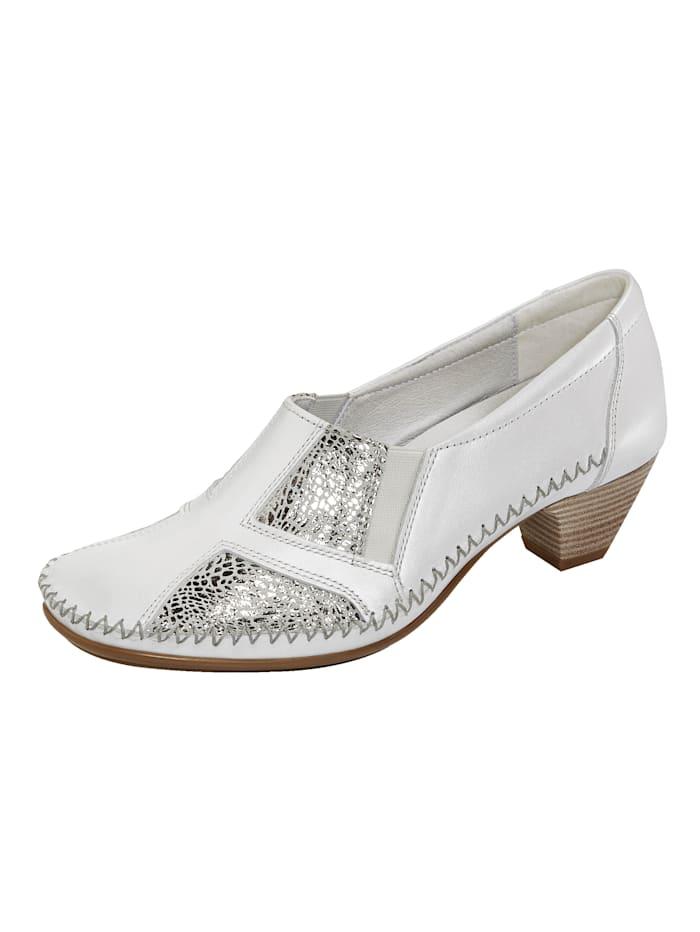 Naturläufer Court shoes, White