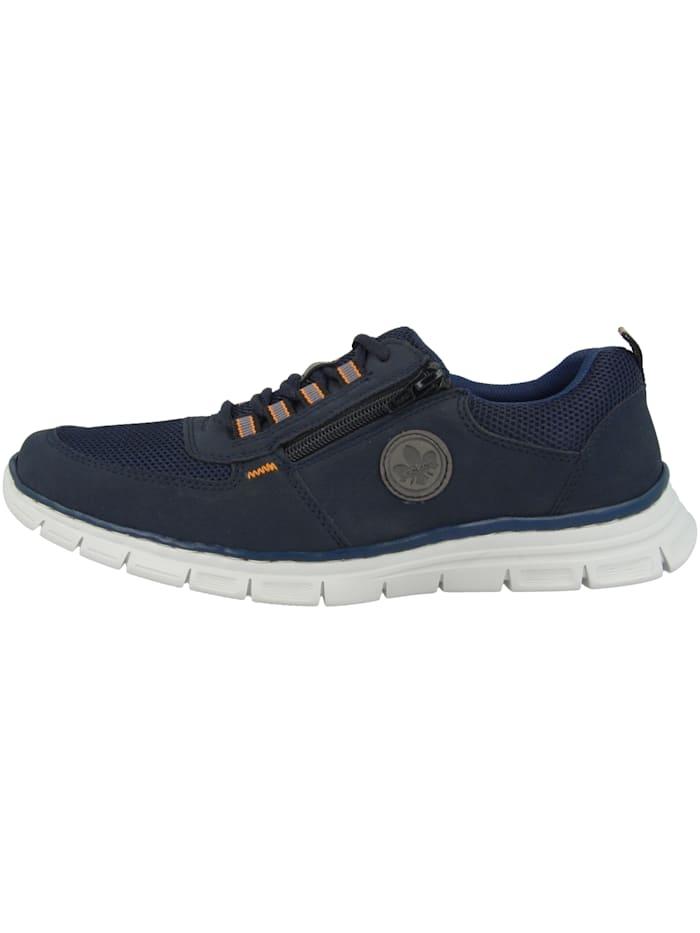 Rieker Sneaker low B4821, blau