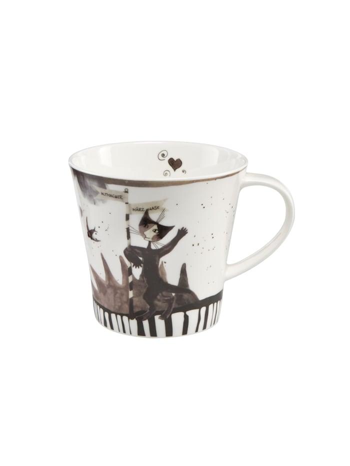 """Goebel Goebel Coffee-/Tea Mug Rosina Wachtmeister - """"Modista"""", Wachtmeister - Modista"""