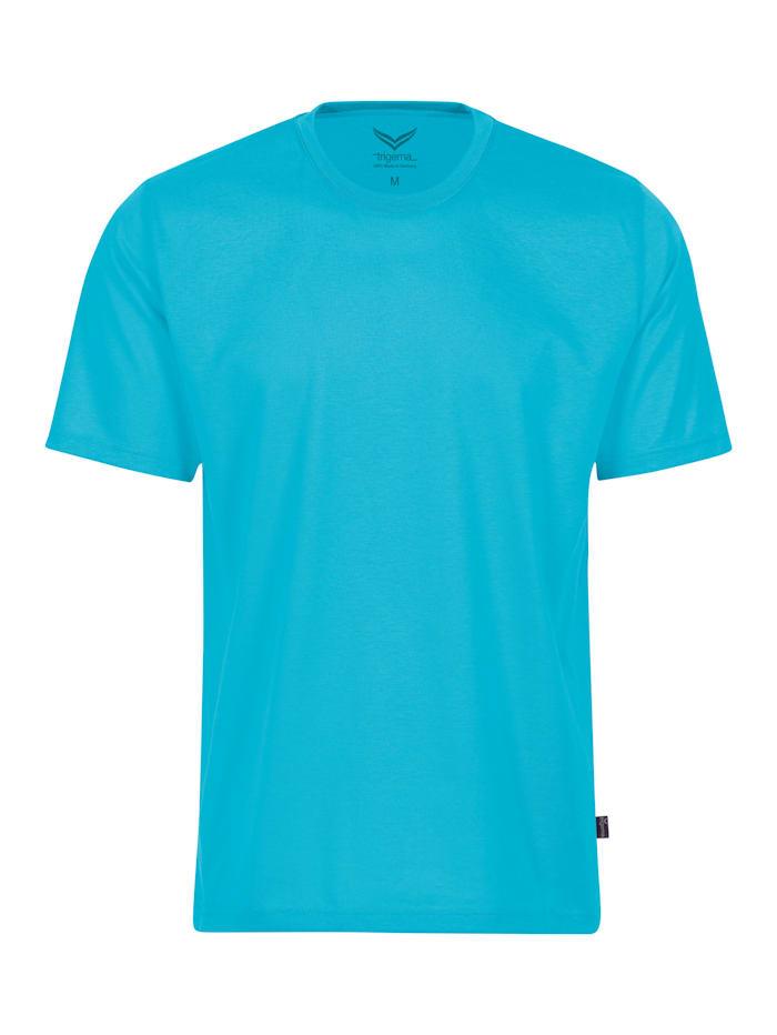 Damen T-Shirt aus 100% Baumwolle