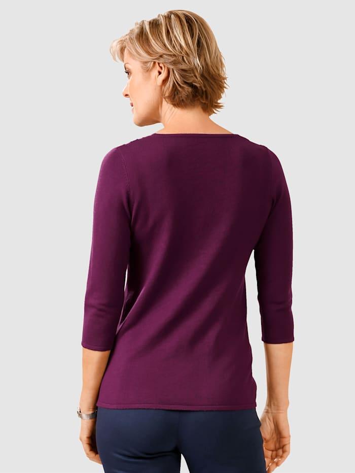 Jumper Three-quarter length sleeves