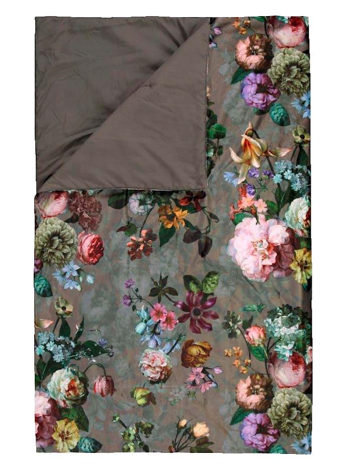 Essenza Plaid 'Fleur', Beige