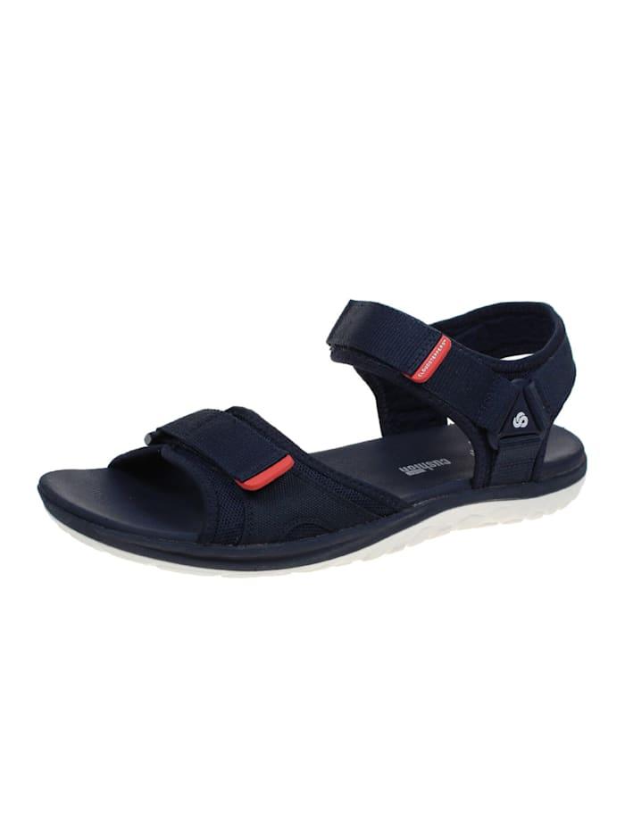 Clarks Sandalen, dunkel-blau