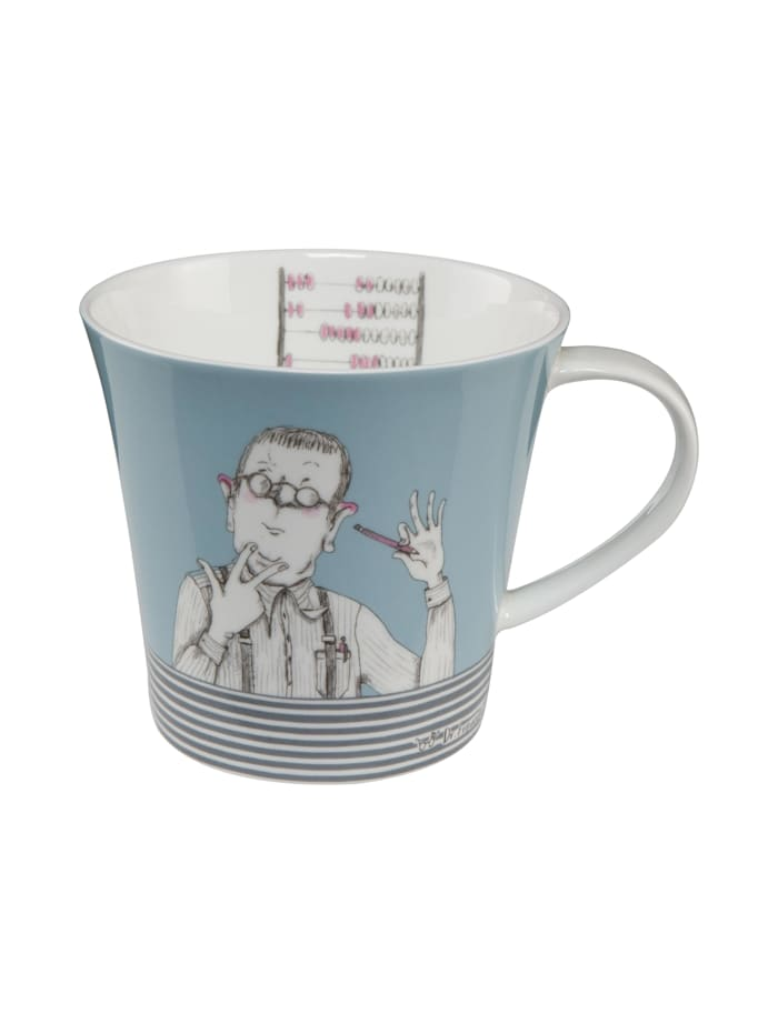 Goebel Goebel Coffee-/Tea Mug Barbara Freundlieb - Wer schlau ist, Wer schlau ist