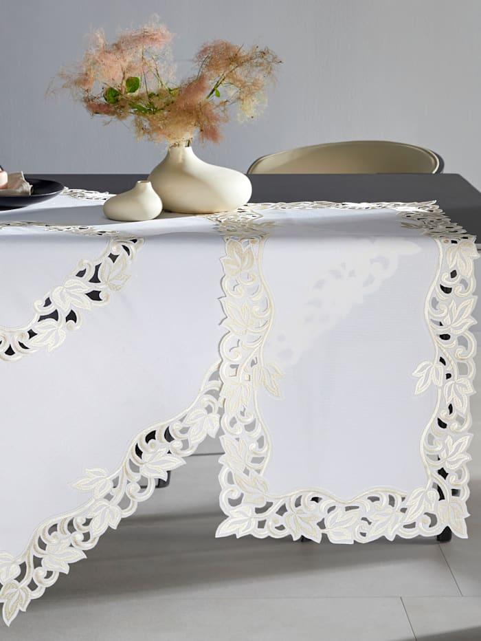 Webschatz Tischwäsche 'Andrina', Natur