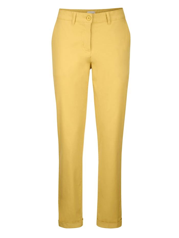 Pantalon Slim Fit en coton Pima extensible