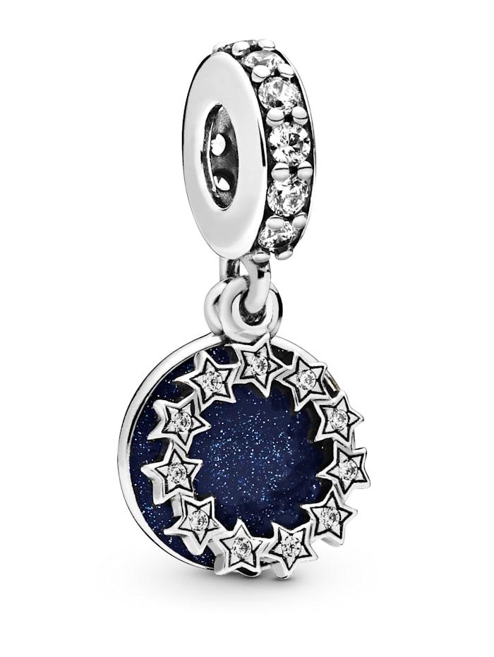 Pandora Charm-Anhänger -Inspirierende Sterne- 798433C01, Silberfarben