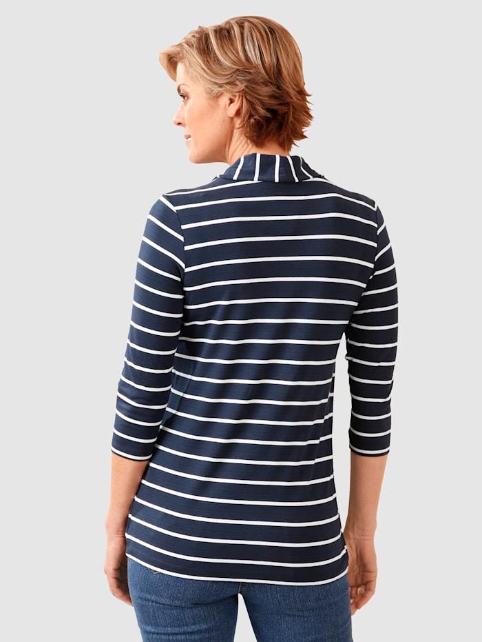 2-In-1 Top Timeless stripe pattern