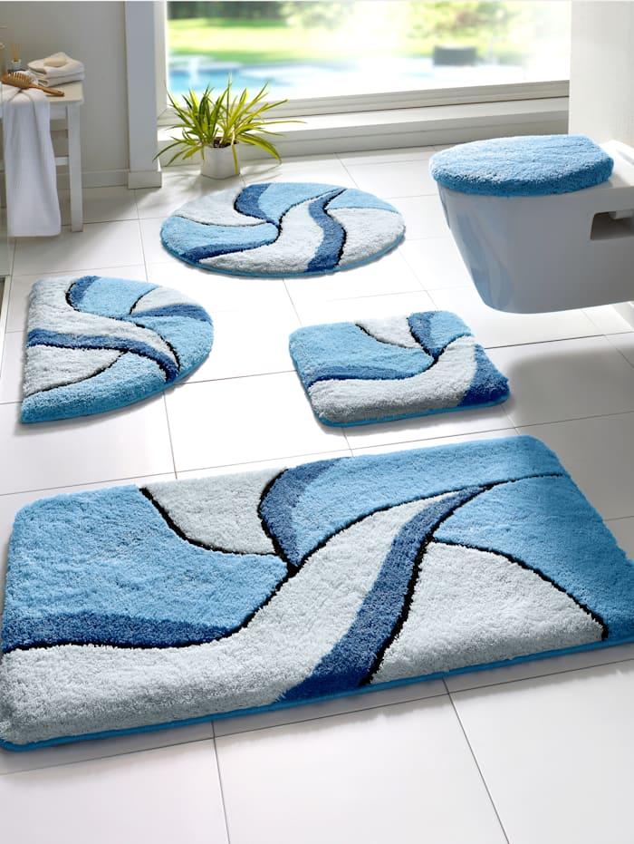 "Graafinen kylpyhuoneen matto ""Aberdeen"""