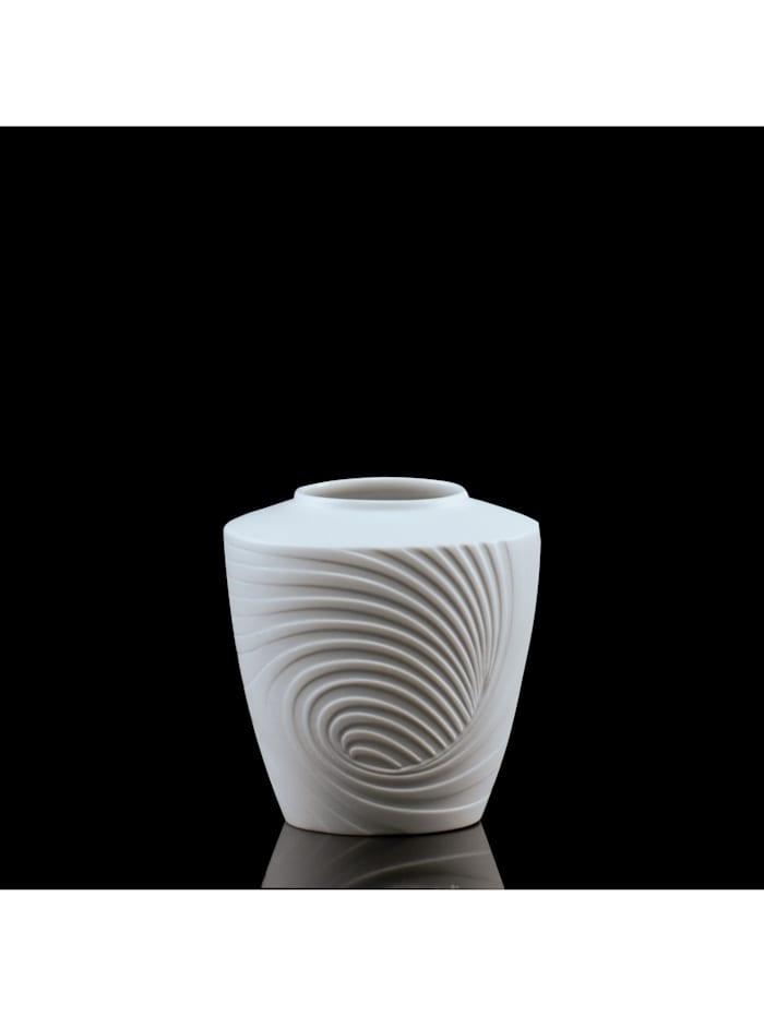 Kaiser Porzellan Kaiser Porzellan Vase Illusion - Design B, weiß