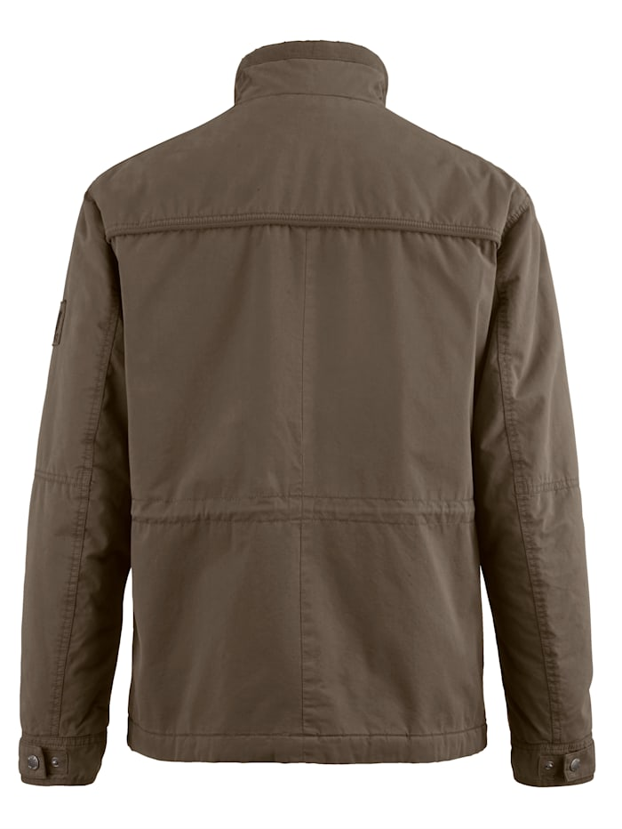 Jacke mit vielen praktischen Taschen