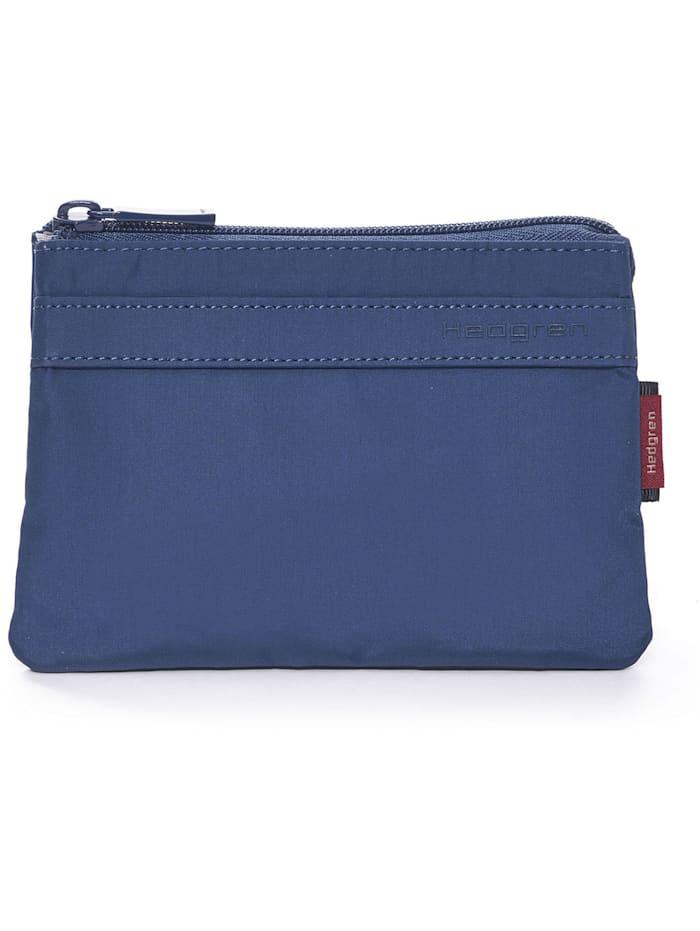 Hedgren Follis Frank M  Kreditkartenetui RFID 15 cm, dress blue