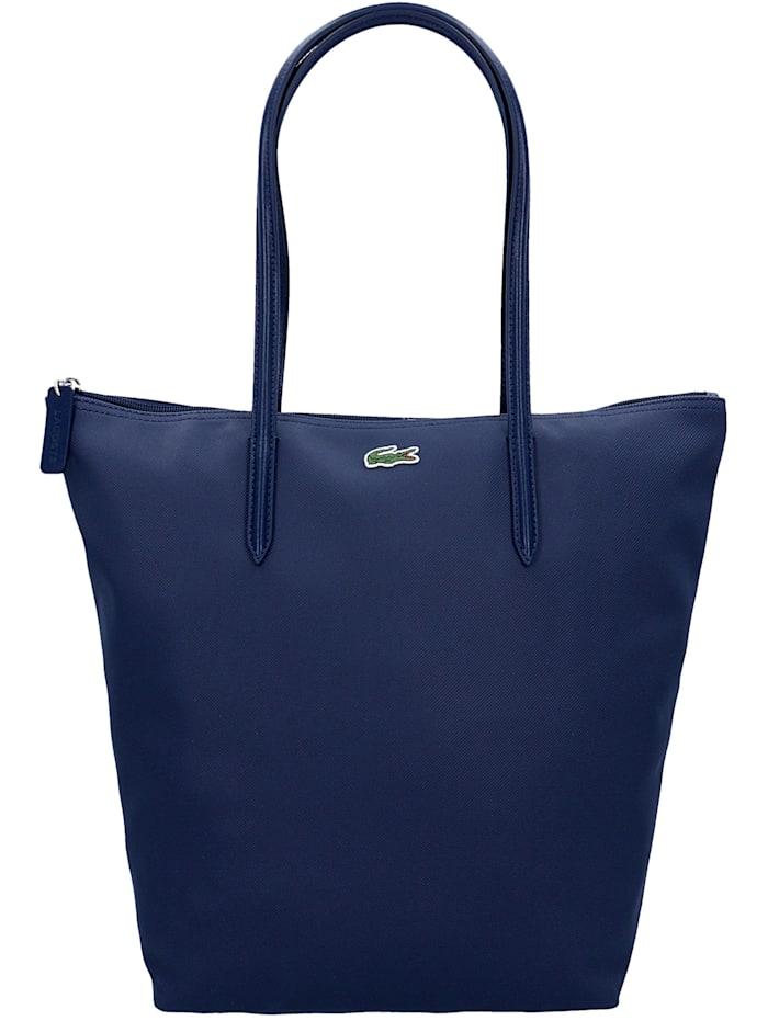 LACOSTE Sac Femme L1212 Concept Vertical Shopper Tasche 39 cm, eclipse