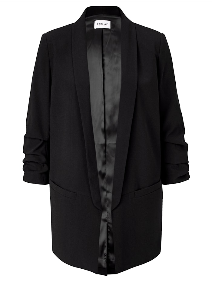 REPLAY Blazer, Schwarz