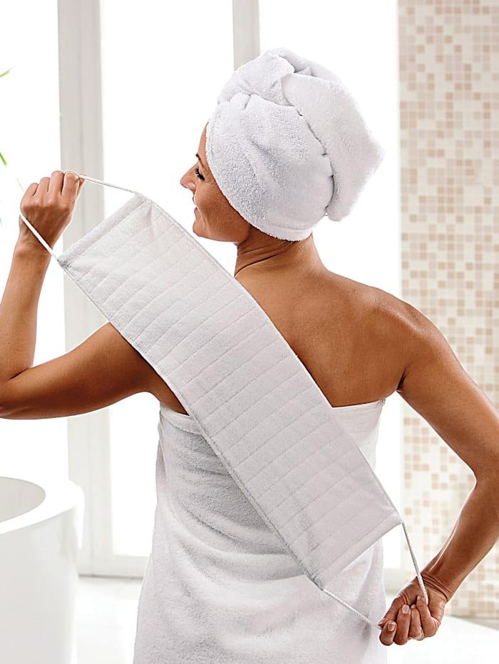 GoForm Serviette pour le dos Micro Peeling Sensation®, blanc